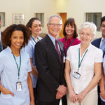 Image of a group of healthcare workers
