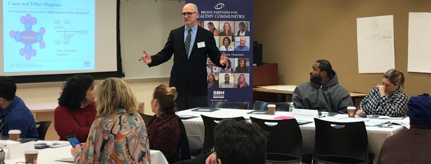 Behavioral Health Learning Collaborative: The Right Treatment at the Right Time